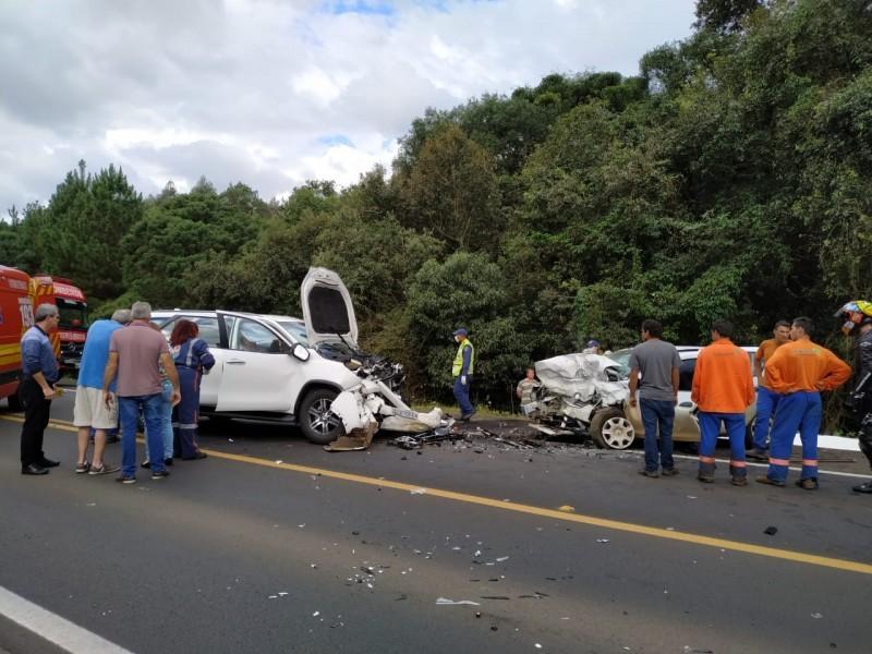 Secretário de Agricultura de Ponte Serrada morre cinco dias após acidente