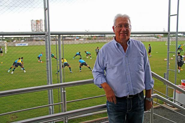César Pacheco confirmado como o novo vice de futebol do Grêmio