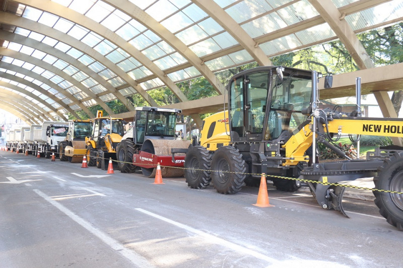 R$ 4,5 milhões investidos em máquinas e equipamentos