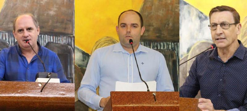 """""""A Secretaria de Transportes está doente"""", diz presidente do Legislativo, Mauro Fretta"""