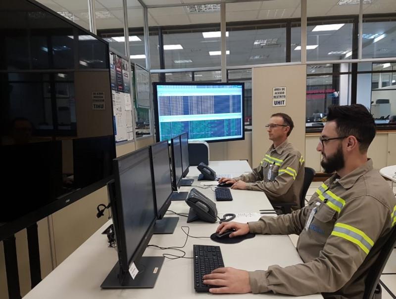Modernização do sistema operacional da UHE Itá está em fase final