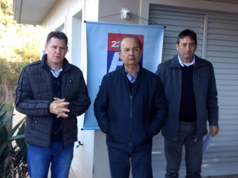 PL faz encontro político e abona filiações em Concórdia