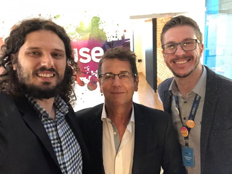 Zeca Olmi é Embaixador do HOJE2019 e falará sobre os caminhos para empreender