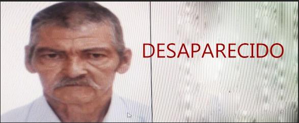 Familiares buscam por informações sobre paradeiro de idoso em Concórdia