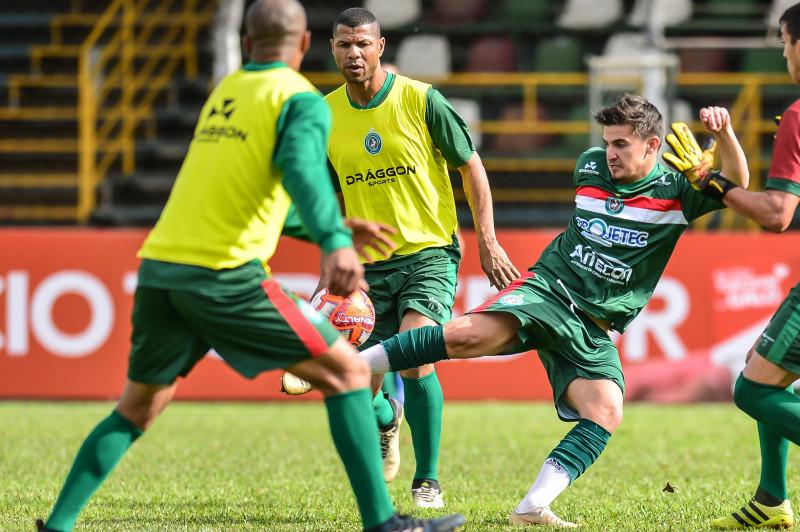 Concórdia enfrenta o Inter de Lages neste domingo