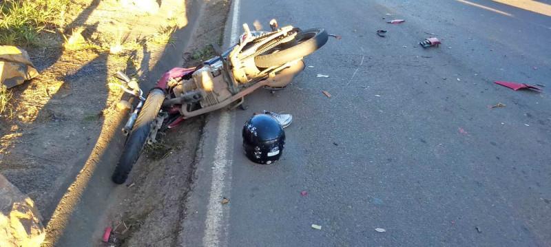 """Morre motociclista que sofreu acidente próximo à """"Curva do Mores"""""""