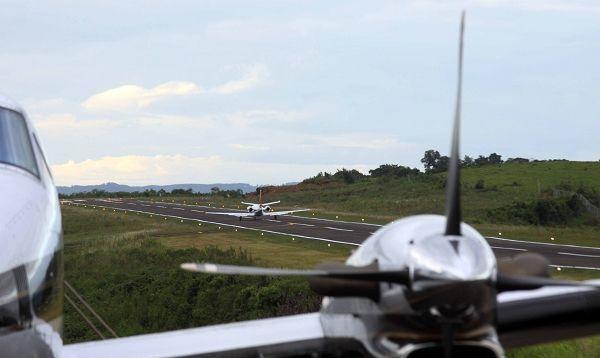 Aeroporto Municipal de Concórdia é um dos beneficiados em PL de incentivos fiscais