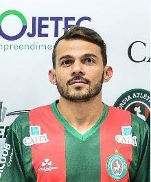 Anderson Paraíba não é mais jogador do Galo do Oeste