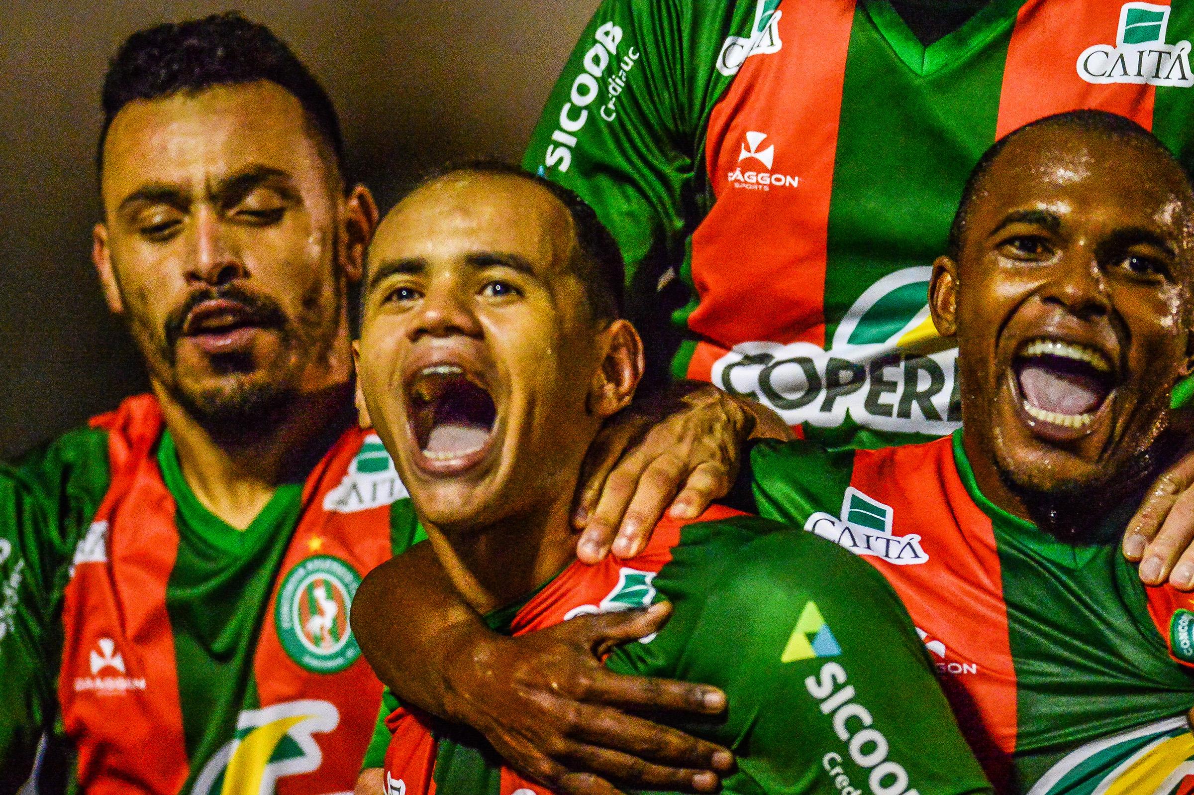 Concórdia vence Fluminense pela Série B e assume a vice-liderança