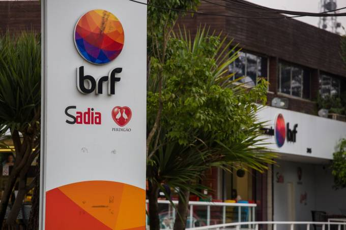 Ação da BRF sobe 7% após balanço informar lucro inesperado