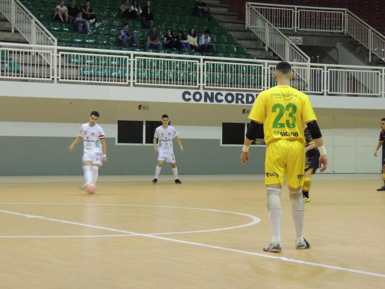 ACF goleia Jaraguá Futsal pelo Catarinense sub-20