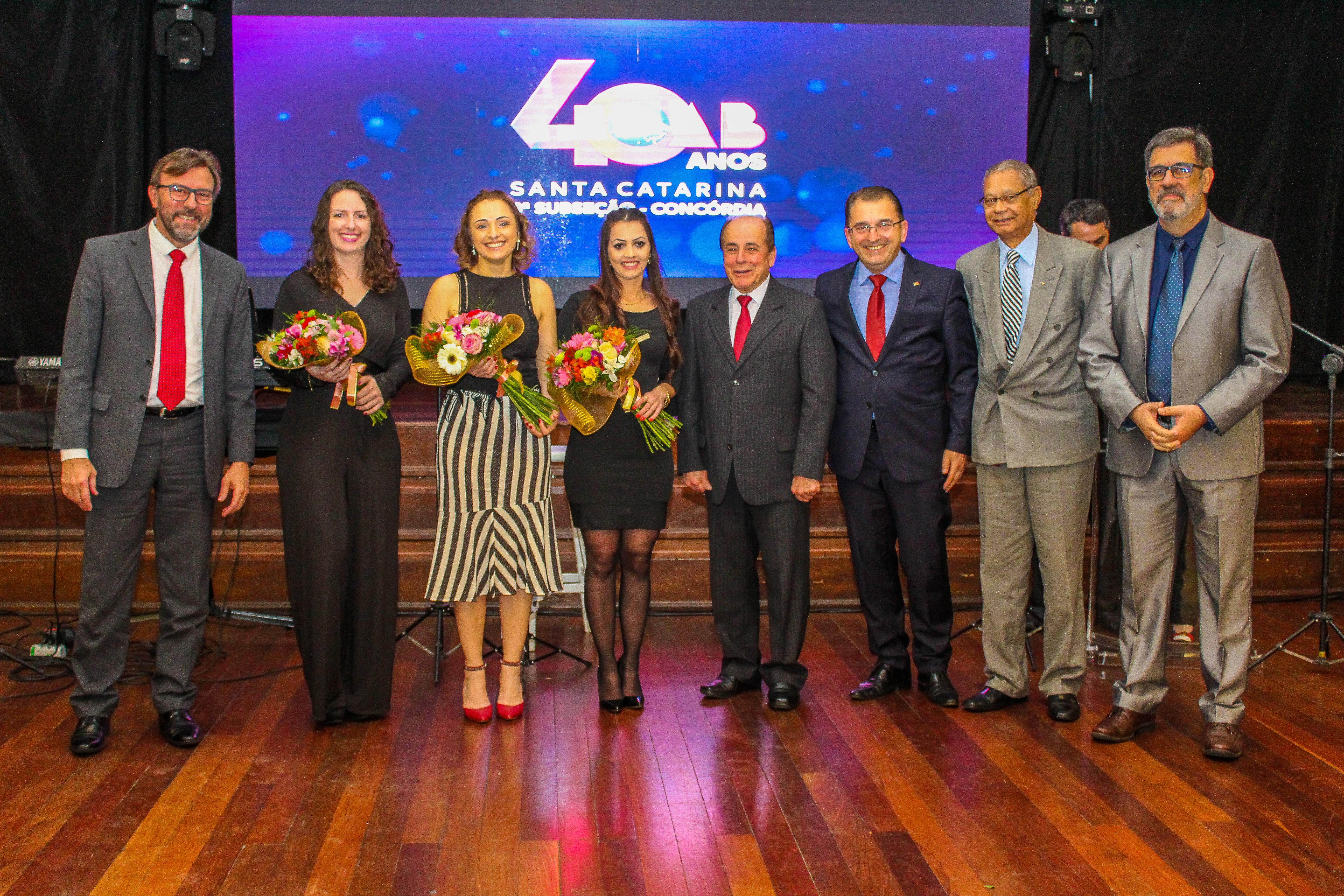 OAB Concórdia comemora 40 anos
