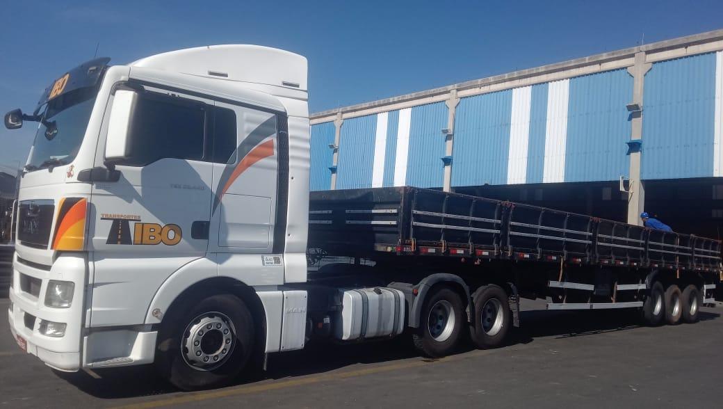 Caminhão de empresa de Concórdia é tomado de assalto em São Paulo