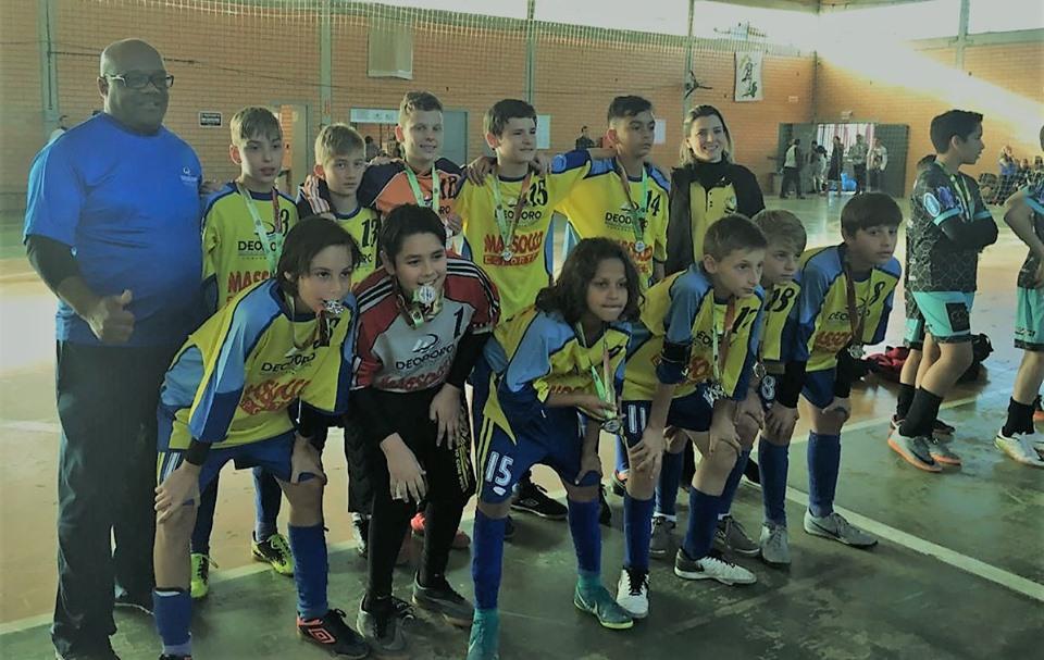 Definidos os primeiros campeões da Taça Santa Rita de Futsal