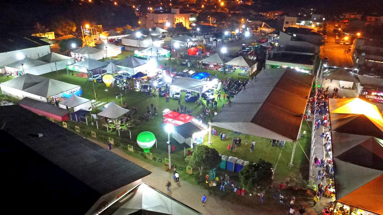 Organizadores comemoram resultado da terceira Expo Peritiba