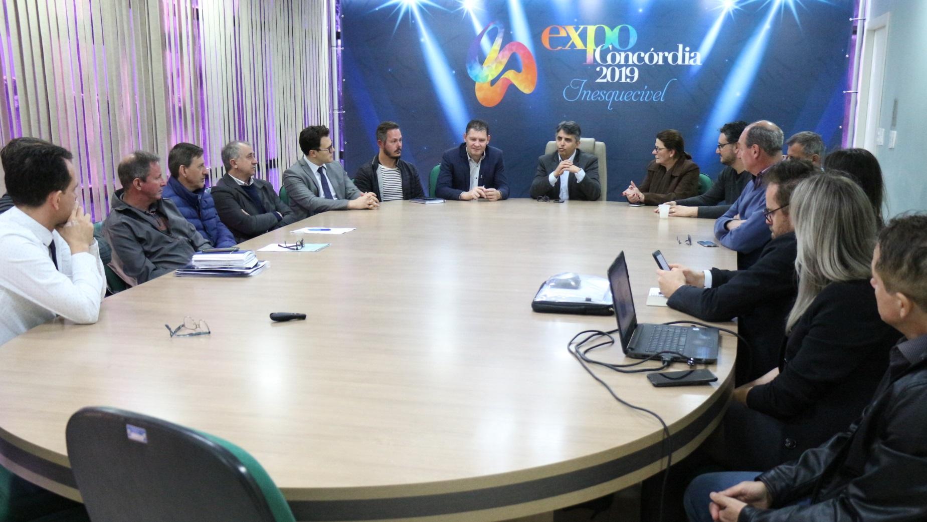 Unimed se reúne com Administração Municipal para apresentar projeto do novo hospital