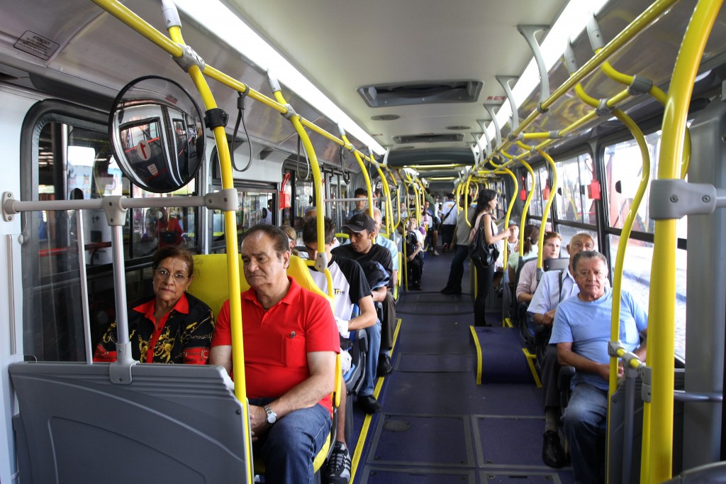 Tarifa de ônibus para linhas especiais durante a Expo será de R$ 3,00