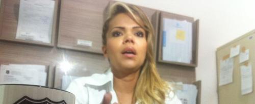 Delegada afastada das funções em Seara diz que vai provar que é inocente