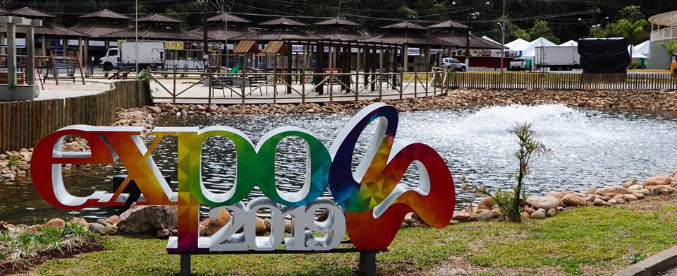 Expo Concórdia vai iniciar nesta semana e deverá reunir 250 mil pessoas