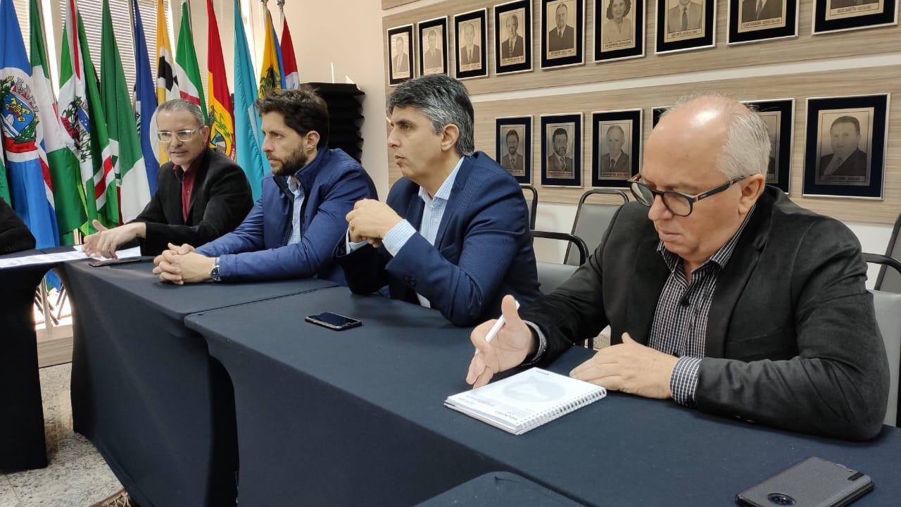 Rogério Pacheco questiona decisão do credenciamento de hemodinâmica em Caçador