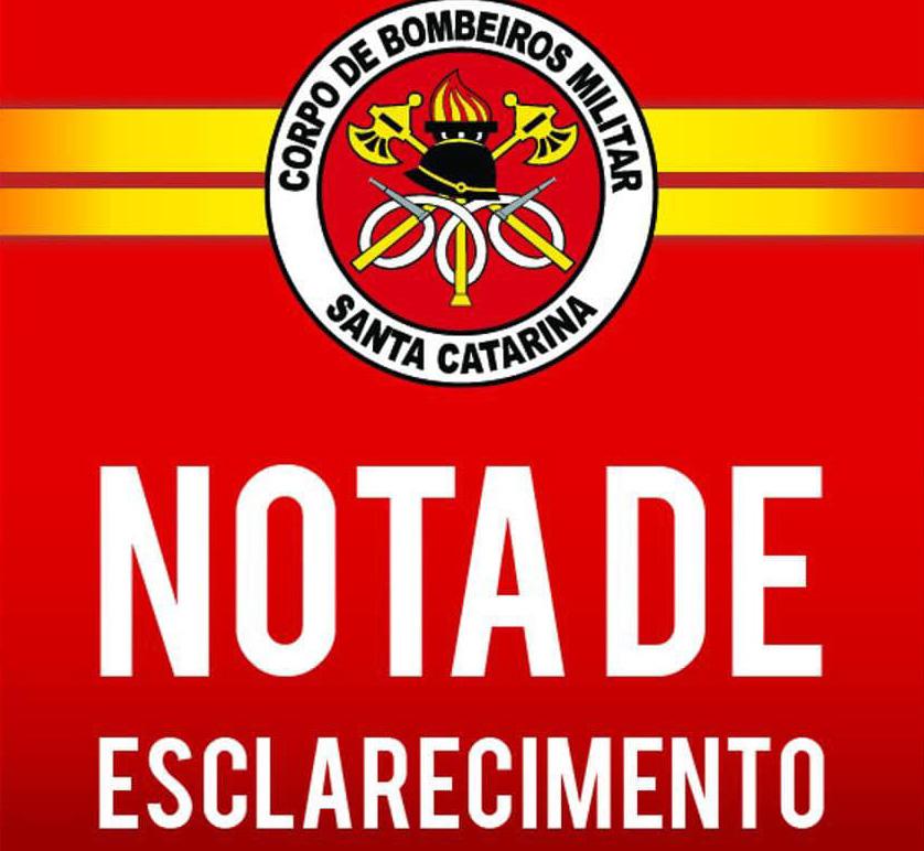 E-mails com falsos boletos relacionados aos Bombeiros Militares circulam em Santa Catarina