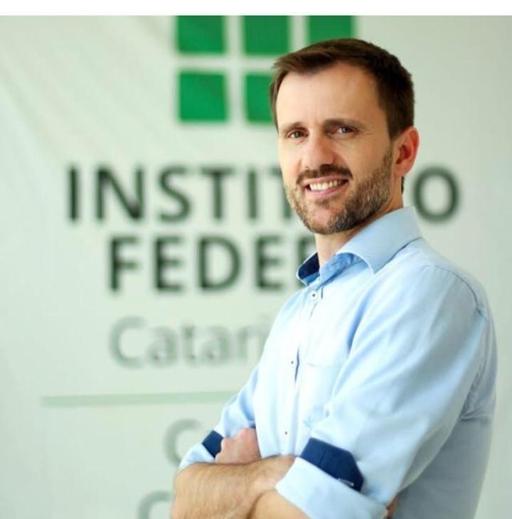 Rudinei Exterckoter é o novo diretor do IFC Concórdia