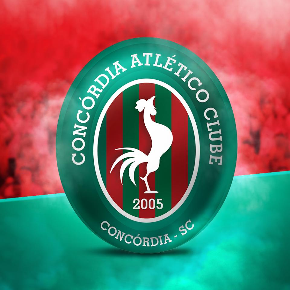 Sub-17 do Concórdia estreia neste sábado na Copa SC
