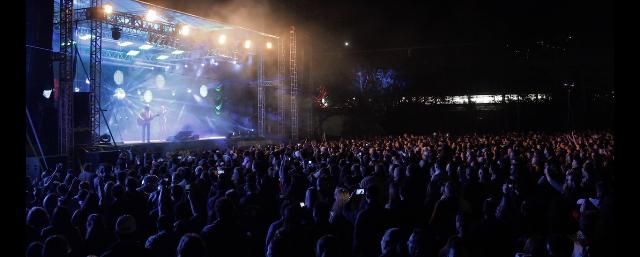 Assista o vídeo com o resumo da primeira noite de Expo Concórdia