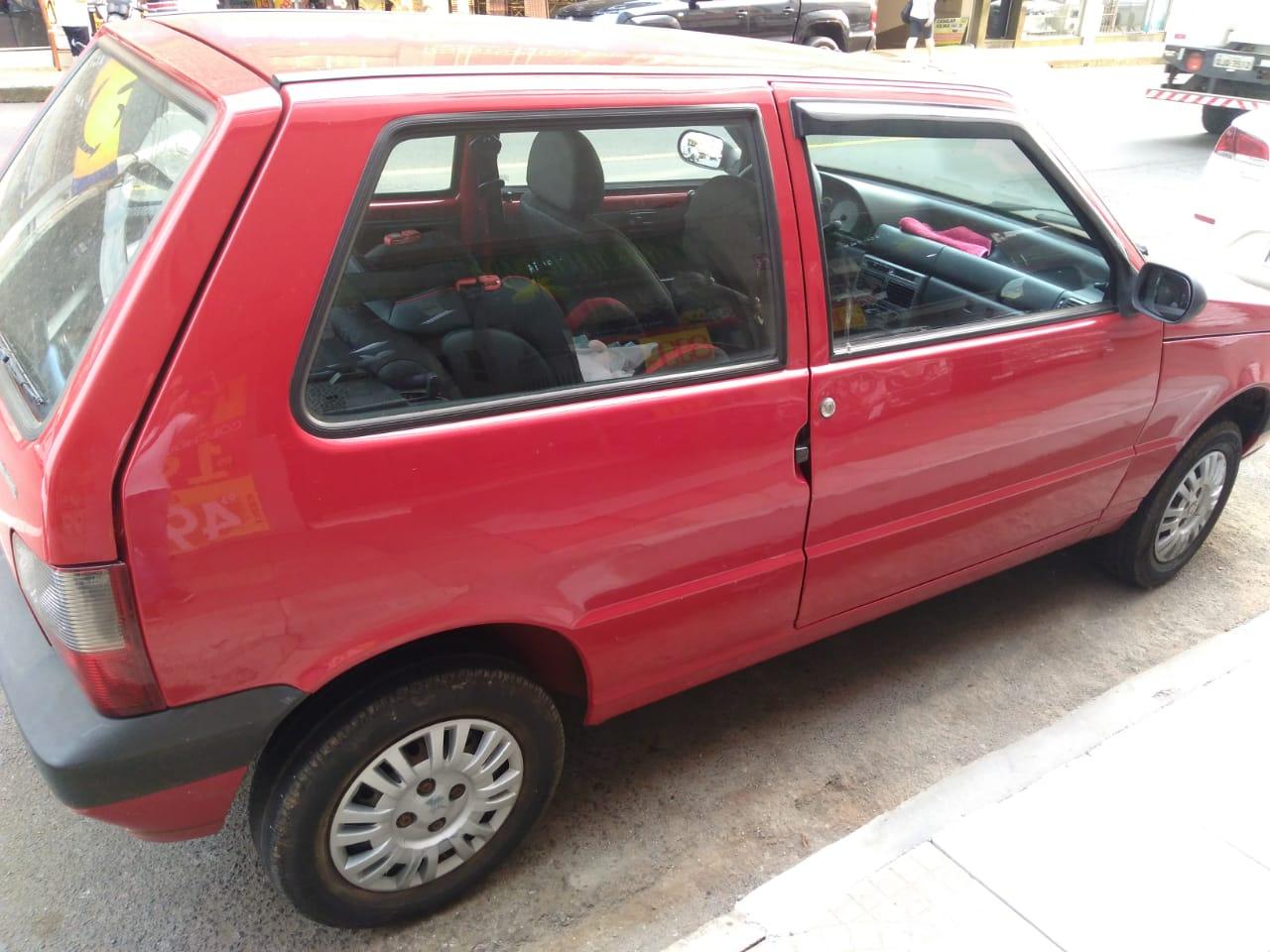 Mulher que teve carro furtado com filho dentro em Concórdia relata momentos de desespero