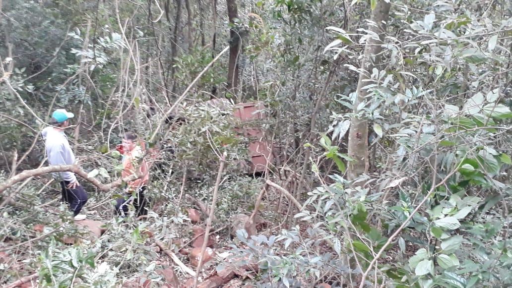 Agricultor, vítima de acidente com trator em Itá, deixa UTI do HSF