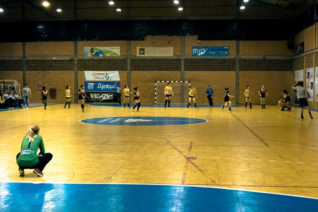 AAU perde para a Unip pela Liga Nacional de Handebol Feminino