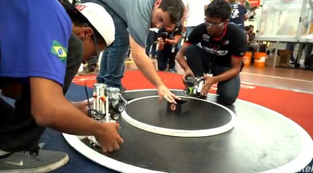NA EXPO HOJE – Competição de robótica vai reunir equipes de todo o Brasil