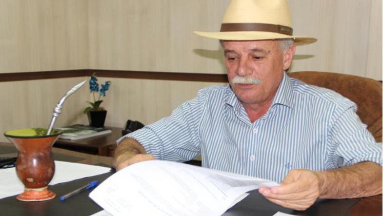 Jairo Sartoretto reassume a Prefeitura de Itá na próxima semana