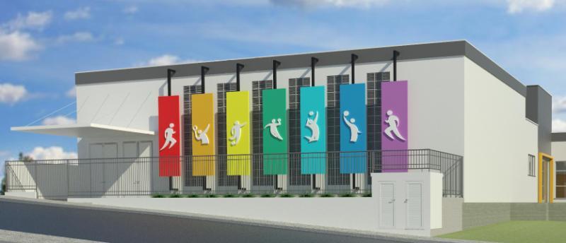 Concórdia terá a escola pública mais moderna de Santa Catarina