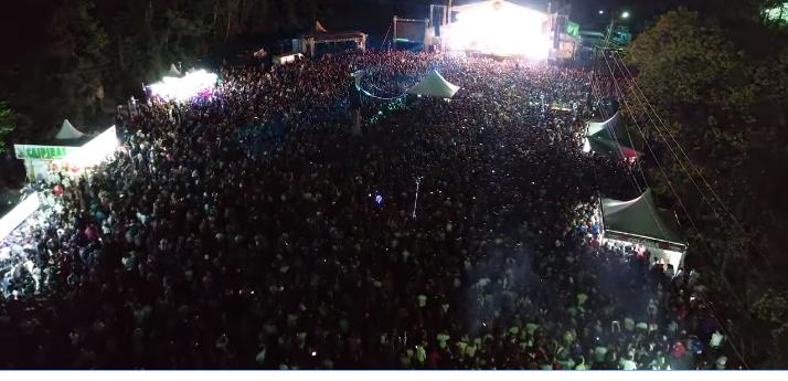 CCO informa que 46 mil pessoas assistiram ao show de Fernando e Sorocaba no sábado
