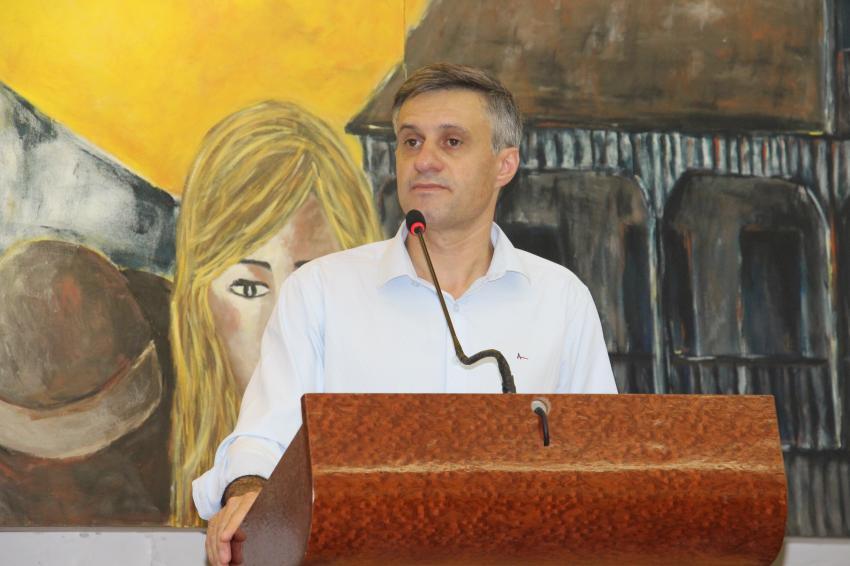 Pegoraro assina moção pedindo recomposição do orçamento da Embrapa