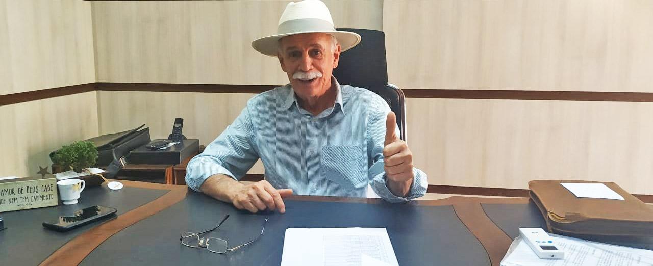 Depois de mais de cinco meses afastado, Sartoretto está de volta ao comando da Prefeitura de Itá