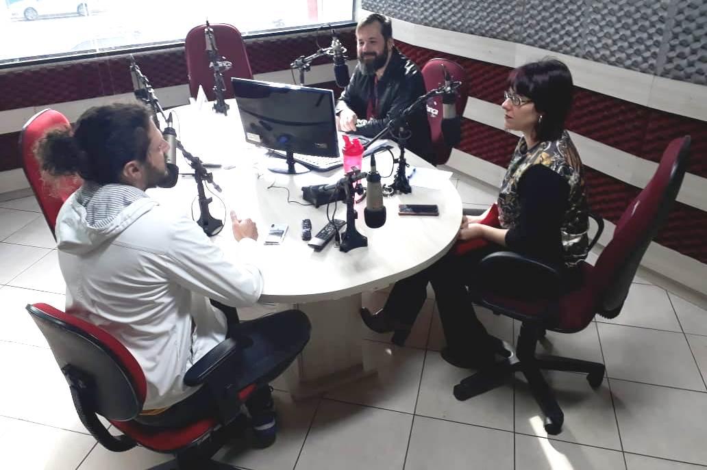 Site da Rádio Aliança é o portal oficial do HOJE2019