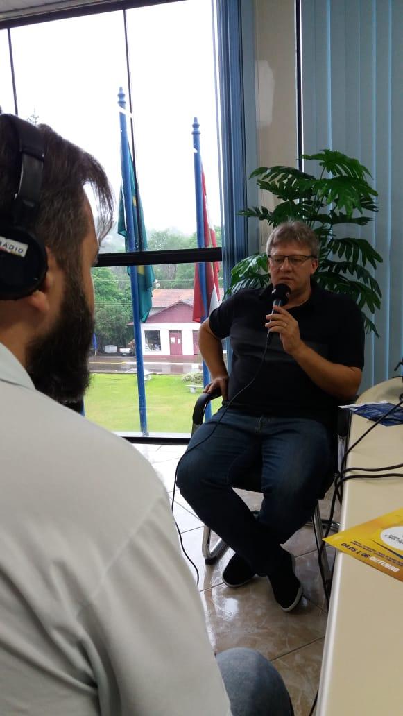 """Rádio Aliança """"faz esquenta"""" para mais uma Edição da Expo Ipira"""