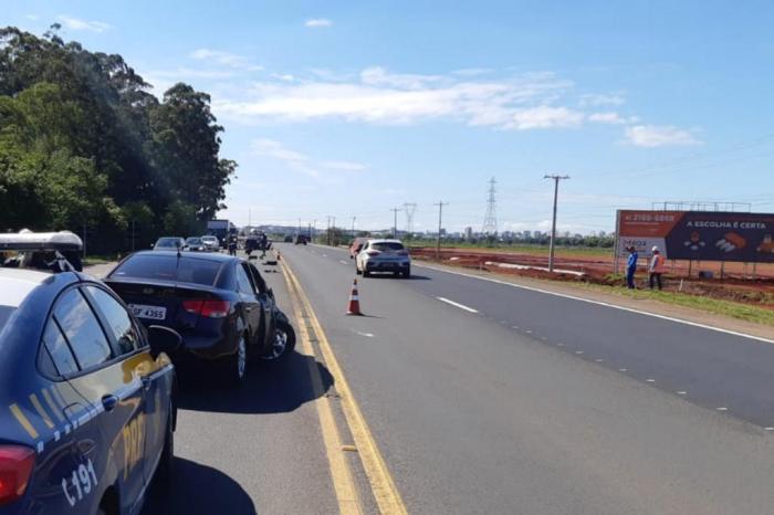 Veículo com placas de Concórdia se envolve em acidente com morte no RS