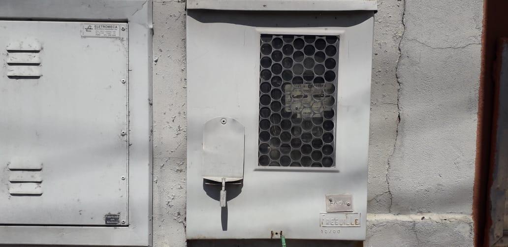 Inusitado! Morador do Vista Alegre tem o fornecimento de energia elétrica cortado