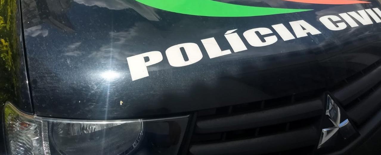 Máquina da Prefeitura de Concórdia tem óleo diesel furtado