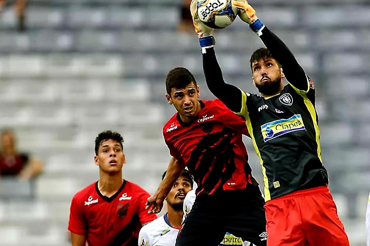 Concórdia Atlético Clube anuncia mais um goleiro para a disputa da série A