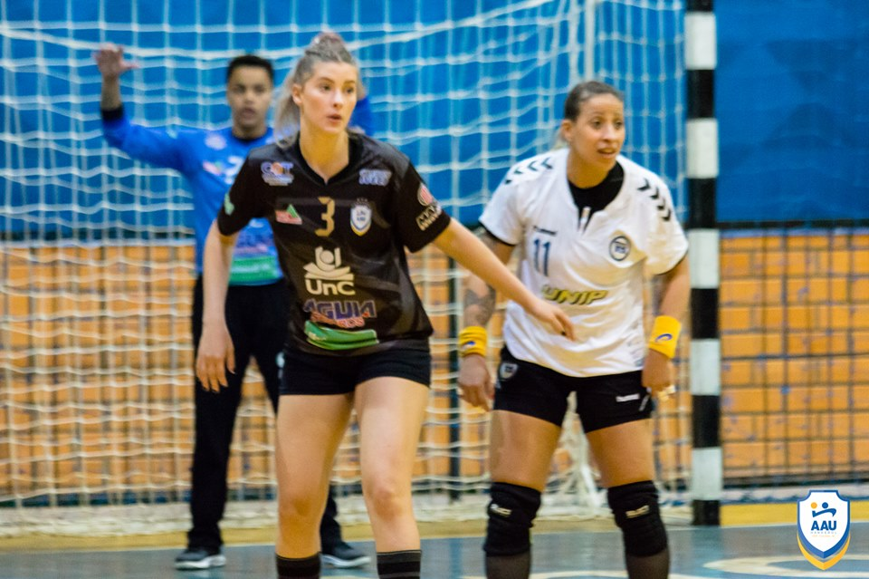 AAU volta a quadra hoje pela Liga Nacional de Handebol Feminino