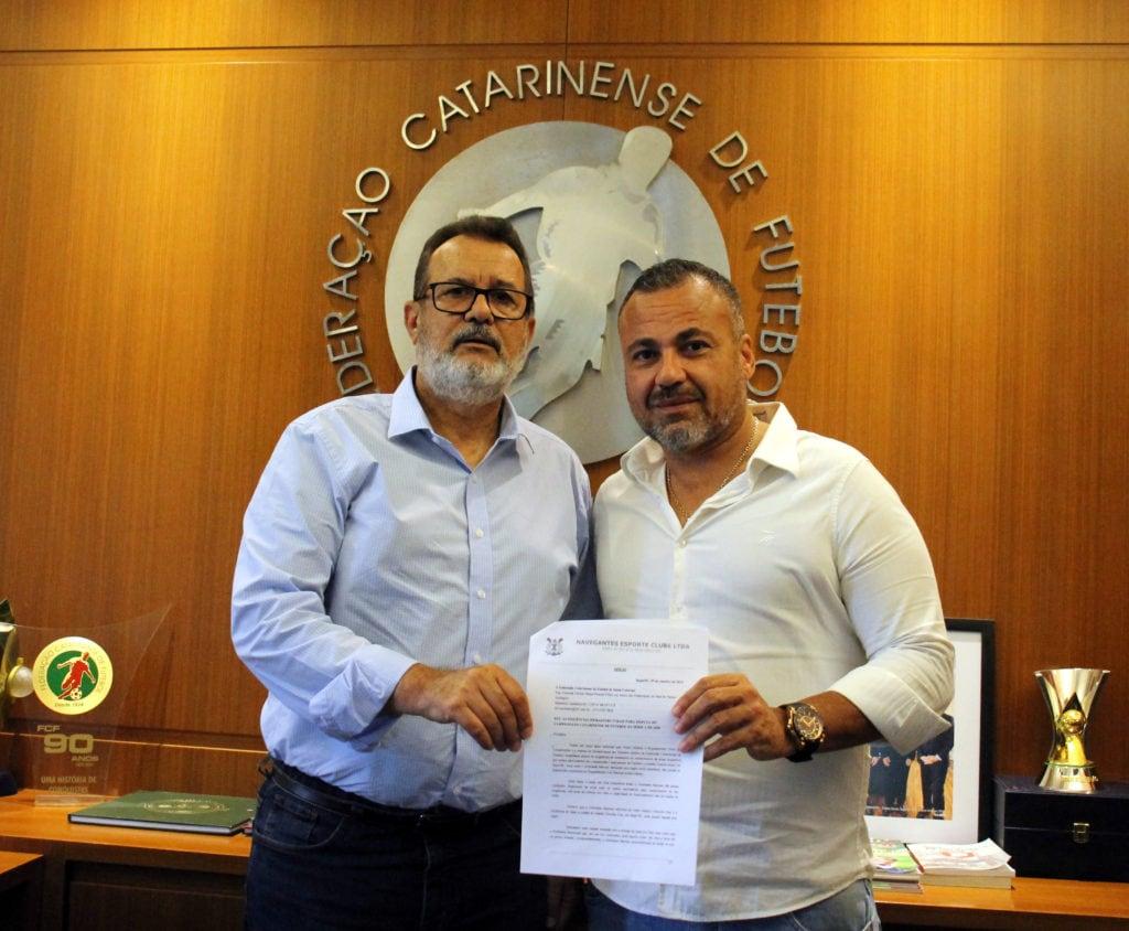 Almirante Barroso desiste de disputar a Série A do Campeonato Catarinense de 2020