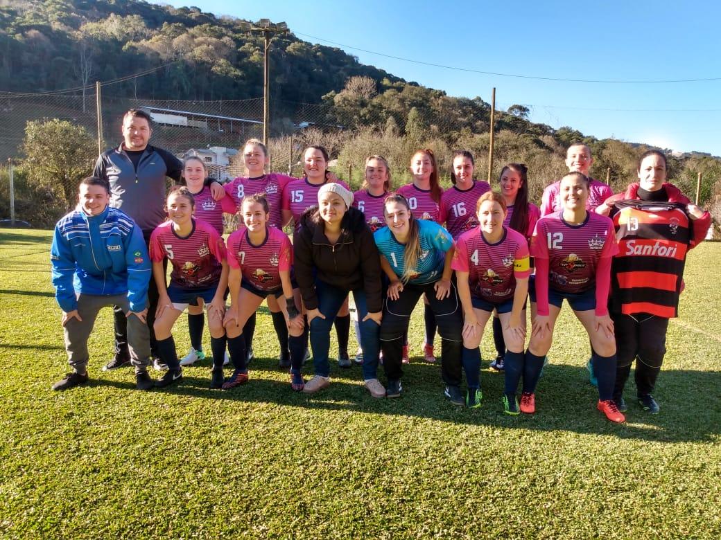 Resultados do Interiorano de Futebol Sete Feminino