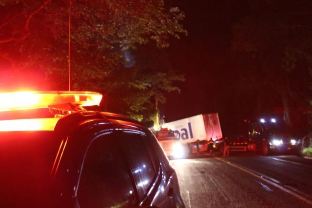 Searaense morre em acidente na BR 282
