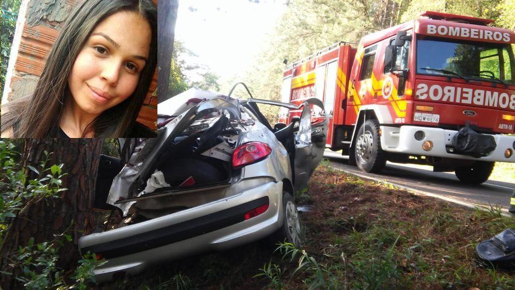 Família pede donativos para jovem de Treze Tílias vítima de acidente em que uma pessoa morreu