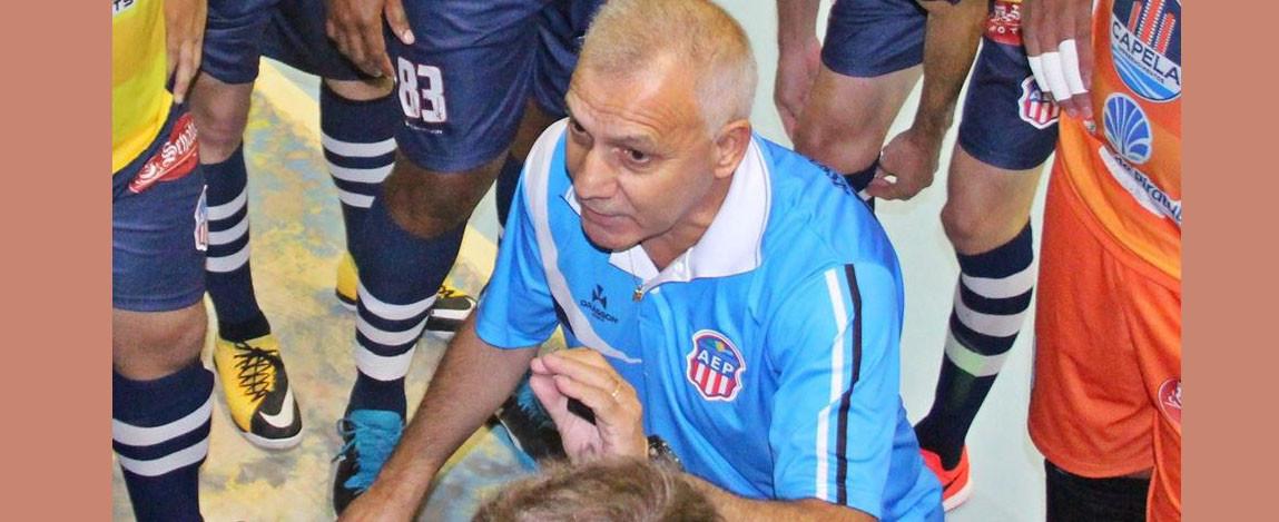 Serginho Schiochet assume o Marreco Futsal de Francisco Beltrão, PR