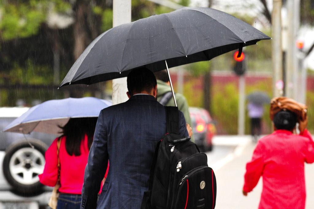 Outubro fecha com 270mm de chuva e indica retorno das precipitações mais regulares